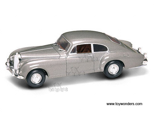 Bentley R-Type Continental Hard Top w/ Coachwork by Franay (1954, 1:43, Grey) 43212, Yatming Road Signature Item Number 43212GY