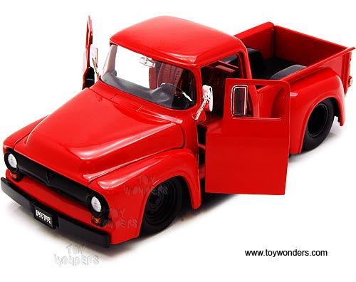 Ford F    Scalecast Model Car Assorted Colors Item Number  By Jada Toys Bigtime Muscle Pilotwear Is The Place To Find