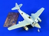 Me-262A/B Update Set Dml 1:48, Verlinden Model Kits Item Number VER1387
