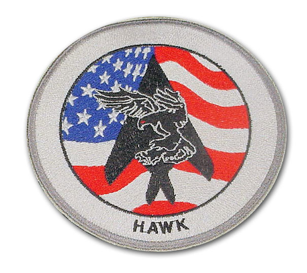 Global Hawk, Windgage Company Aviation Patches Item Number WGC1245