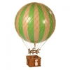 Jules Verne Balloon, Green, Authentic Models Item Number AP168G