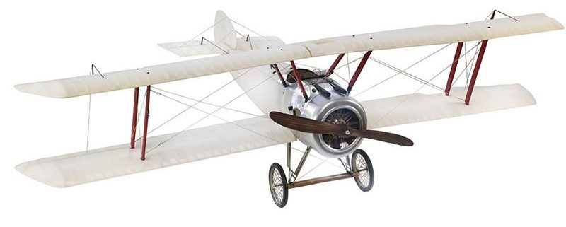 Small Sopwith Camel, White