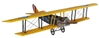 "Jenny JN-7H Classic Barnstormer (31.5"" Wingspan), Authentic Models Item Number AP401"