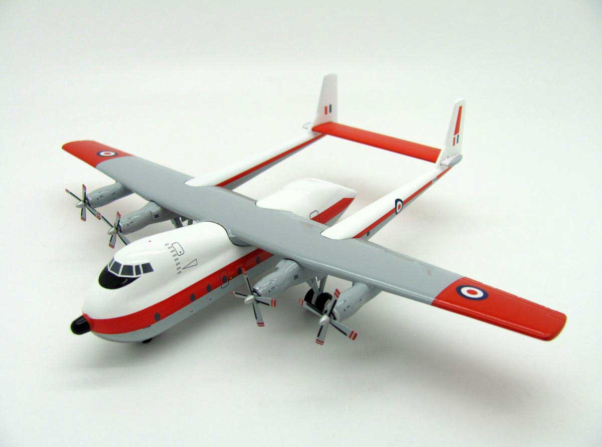 RAF Argosy AW-660 XP411 (1:200), Aviation200 Diecast Airlines Item Number AV2ARG010