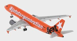 "Jetstar Airways A320 ""#JetStarGeneration"" VH-VGF (1:400) by JC Wings Diecast Airliners Item: JC4JST870"