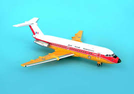 RAF BAC-111 (1:400) by JC Wings Diecast Airliners Item: JC4RAF001