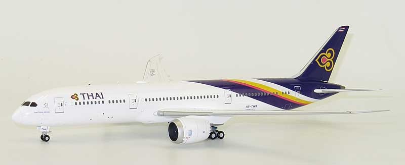 Thai B787-9 HS-TWA (1:200) - Special Clearance Pricing by JC Wings Diecast Airliners Item: LH2113