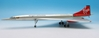 "Virgin Atlantic Concorde F-FAST ""Mine's Faster Than Yours"" (1:200), JFox Model Airliners Item Number JFI-CONC-005"