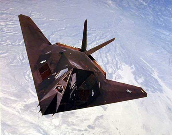 F-117A Stealth Poster, Daron Toys Item Number IM20143