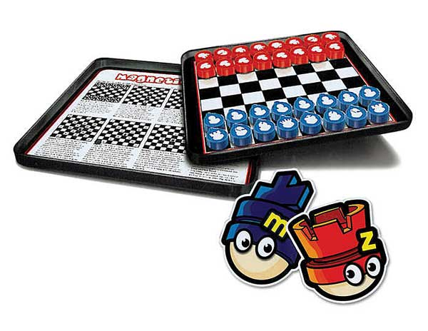 Chess Magnetic Travel Game, Travel Games Item Number MZ660030
