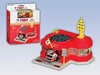 FDNY Mini Fire Station W/1 Vehicle, Realtoy Item Number RT8720