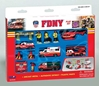 FDNY 13 Piece Playset, Realtoy Item Number RT8760