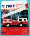 FDNY Ladder Truck Playset, Realtoy Item Number RT8790