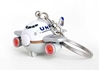 United Airlines Keychain W/LIGHT & Sound Post Continental, Toytech Item Number TT86399-1