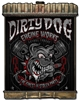 Radiator Dirty Dog Vintage Metal Sign, 24 By 32 by Vintage Sign Company item number: LETH176