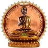 Buddha Mandala Vintage Metal Sign, 28 By 28 by Vintage Sign Company item number: PS400
