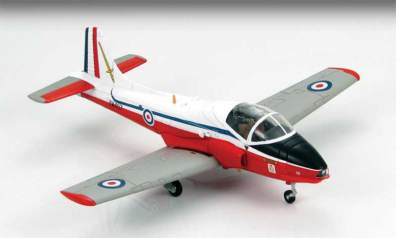 "Jet Provost T5A ""The Swords,"" RAF Leeming (1:72), SkyMax Diecast Item Number SM7008"