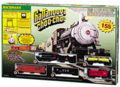 Chattanooga Train Set (HO), Bachmann Model Trains Item Number BAC626