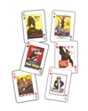 USA Posters of WW I & II playing cards