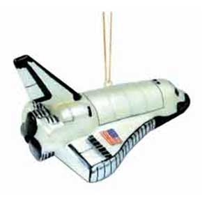 Space Shuttle Ornament