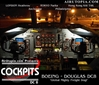 DC-8 Cockpit 'World Mighty Freight Dog! (DVD)