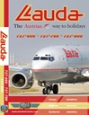 Lauda Air B737-600/700/800 (DVD), Just Planes Aviation DVDs Item Number JPLDA1