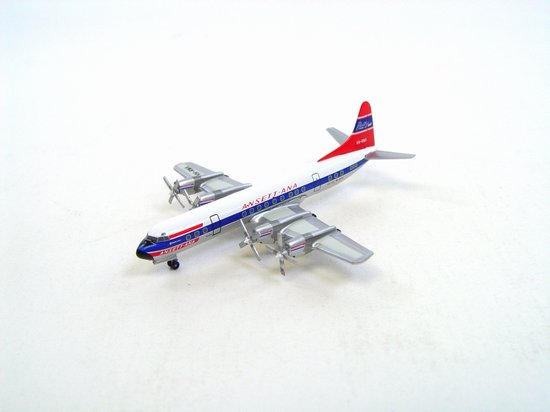 "Ansett-ANA L-188 ""Royal Mail"" - VH-RMA (1:400), DragonWings 400 Diecast Airliners Item Number DRW55597"