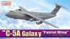"C-5A Galaxy, ""Patriot Wing"" 439th AW, 337th AS, Westover ARB, MA (1:400), DragonWings 400 Diecast Airliners Item Number DRW56347"