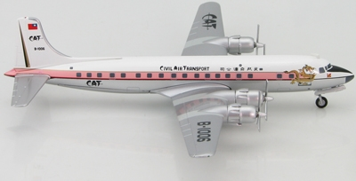 "Civil Air Transport ""CAT"", Douglas DC-6B, 1958 (1:200)"