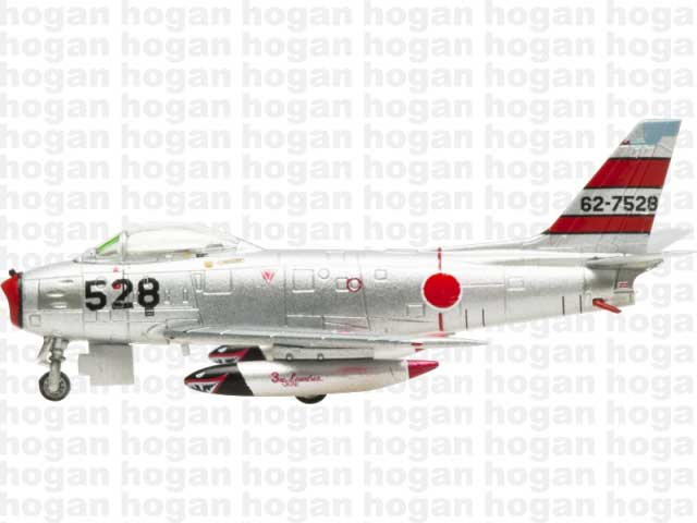 F-86F-40, JASDF, 2nd Air Wing 3rd Squadron, Misawa AB (1:200), Hogan Wings Collectible Airliner Models Item Number HG7563