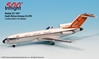 South African Airways 727-100 ~ ZS-DYO (1:500), InFlight 500 Scale Diecast Airline models Item Number IF5721001