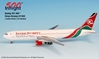 Kenya Airways 767-300 (1:500), InFlight 500 Scale Diecast Airline models Item Number IF5763001