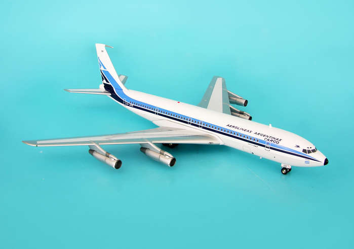 Aerolineas Argentinas Cargo 707-300 ~LV-JPG (1:200), InFlight 200 Scale Diecast Airliners Item Number IF70045