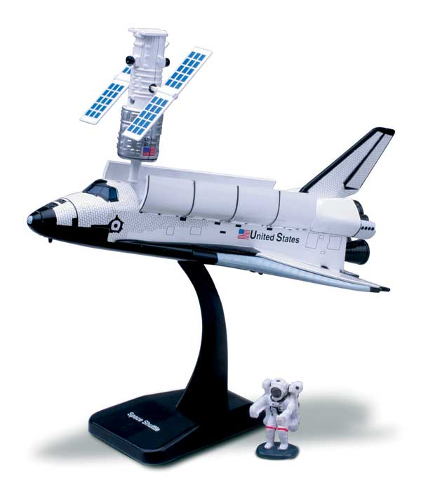 Easy Build Space Shuttle Model Kit