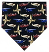 Airplane Necktie, 4 Colors,  Item Number NT7806