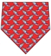 Agusta Helicopter Necktie, 4 Colors - NT9001RED