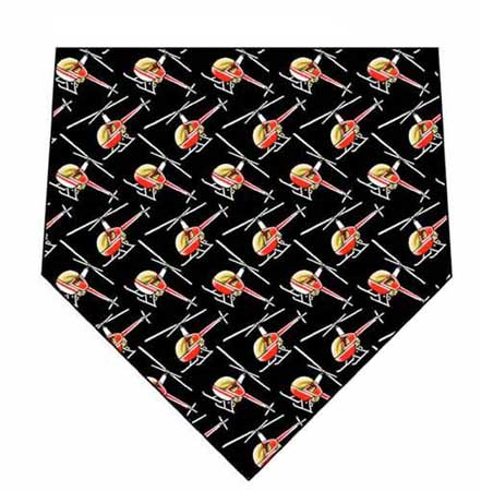 Robinson Helicopter Necktie, 2 Colors,  Item Number NT9002