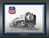 "Union Pacific ""Union Pacific #844"" (Pencil Print 11"" x 14""), Mark Karvon Aviation Art Item Number MKNUP844"