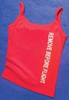 Ladies Remove Before Flight String T, Born Aviation Aviation Gifts Item Number LST-RM