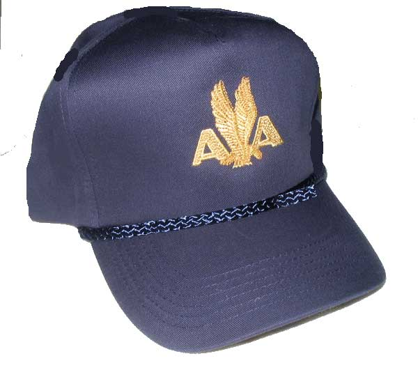 American Eagle Logo Baseball Cap, SkyShirts Item Number TS-AACAPO