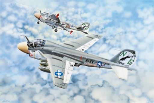 A-6a Intruder (1:32),  Item Number TRP2249