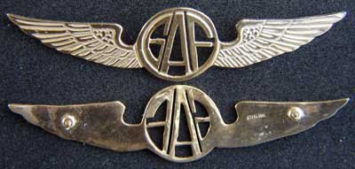 US Navy GAF Wing Sterling GAF, Government Aircraft Factory, Vietnam era