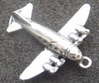 C-54 / DC-4 Sterling Charm C-54, C-54 Charm, C-54 Sterling, Korean Era, Sterling charm. DC-4 Charm, DC-4 Sterling