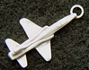 T-38 Talon Sterling Charm, Weingarten Gallery Item Number P-657