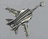 F-14 Tomcat Charm Sterling, Weingarten Gallery Item Number P-678