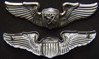 USAF Astronaut Wings Sterling Astronaut wings, sterling astronaut wings,