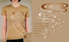 Element:Air/Amelia Earhart T-shirt, Women Fly Item Number TS-WFELAIR