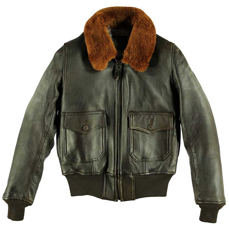 Womens G-1 Jacket, Cockpit/Avirex Leather Jackets Item Number W201035