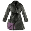 WWII Amelia Around the World Flight Coat Black