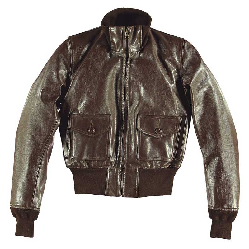 The Amelia Jacket, Cockpit/Avirex Leather Jackets Item Number W21G001